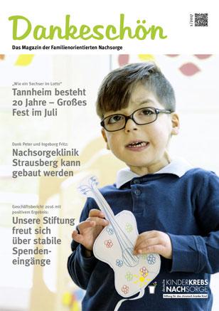 Zeitschrift der Deutschen Kinderkrebsnachsorge